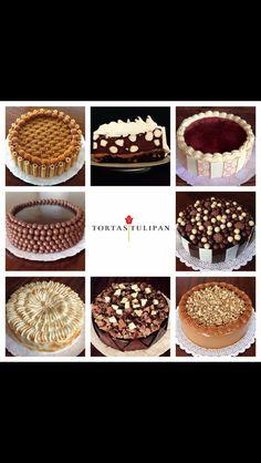 Diseño de tortas