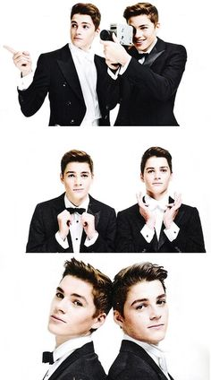 jack and finn harries....one chiseled perfect guy was amazing enough...then it just so happened that he had a twin