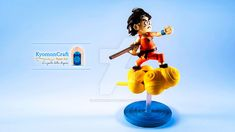 Quilling Paper Art Son Goku on Kinto-un di kyomoncraft su Etsy Paper Quilling, Quilling Ideas, Paper Art, Paper Crafts, Origami, Son Goku, Photo Canvas, Kind Words, Paper Cutting
