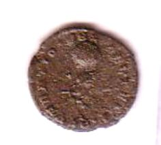 Roman Coin CONSTANS AD337-AD350  Ref D48 Some detail on both sides