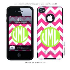 OTTERBOX Commuter iPhone 5 5S 4/4S Case Hot Pink by iselltshirts, $59.90