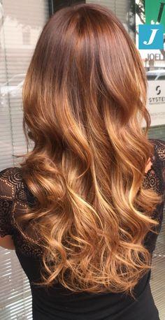 Keep your standard high _ Degradé Joelle #cdj #degradejoelle #tagliopuntearia #degradé #igers #musthave #hair #hairstyle #haircolour #longhair #ootd #hairfashion #madeinitaly #wellastudionyc