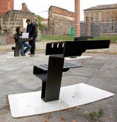 street furniture new
