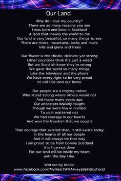 A poem written to describe a Scot's love of Scotland. Scottish Poems, Scottish Sayings, Scottish Toast, Glasgow, Edinburgh, Clan Macleod, Bonnie Prince, Scotland History, Robert Burns