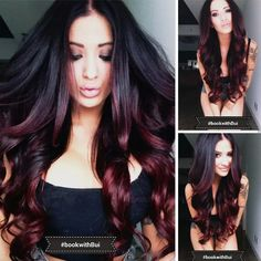 Ombre hair, beautiful hair, fall color, hair extensions studio 1514 call Dallas hair stylist to book 214.370.5222