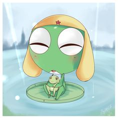 Two frogs by *Lanier-Sama (I FREAKING LOVE THIS!!)
