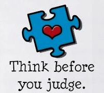 Autism. In public I am judged so much because people are so quick to judge.