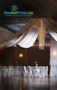 Huge Chandelier, Mirabella Acrylic Crystal Chandelier, Large Hanging Chandelier, Large Lighting for Events, Party Chandeliers, Wedding Chandelier, Tent Lighting
