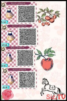 Les qr codes robes 11 Die QR Dress Codes - Animal Crossing New Leaf Source by amazingpinssite crossing qr codes clothes dresses Qr Code Animal Crossing, Animal Crossing Qr Codes Clothes, Animals Crossing, Acnl Paths, Motif Acnl, Ac New Leaf, Post Animal, Crochet Amigurumi, Cute Baby Animals