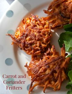 A simple vegan recipe for carrot and coriander fritters. They are delicious hot or cold and make an excellent addition to packed lunches or picnic hampers.