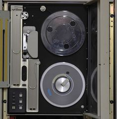 DEC TE16 Tape Drive