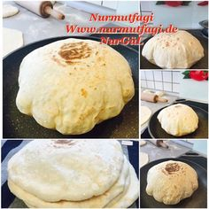 mayali ekmek sikmasi