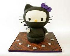 Hello Kitty ninja