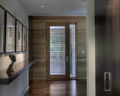 Contemporary Entry Entry Way Design, Pictures, Remodel, Decor and Ideas - page 2