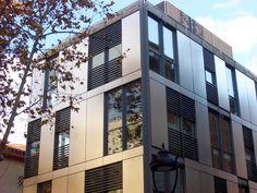 House Building - larson ® Inox - Sarria, Lugo (SPAIN)