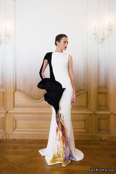 Stephane Rolland Haute Couture Осень-Зима 2014-2015
