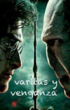 "Acabo de publicar "" Cap - 4 Hogwarts ""de mi historia "" varitas y venganza ""."