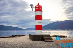 Lighthouse, Things to do in Tivat, Montenegro, Uncontained Life