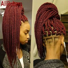 Best Quality Crochet Braids Hair 18