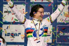 When it was announced that the women's race would be held on Saturday at the Cyclocross World Championships in Hoogerheide, it seemed like an odd thing to do, some people was citing straight … Marianne Vos, World Championship, My Passion, Cycling, Sport, Female, Day, Inspiration, Women