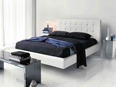 Dapatkan Desain Tempat Tidur Minimalis Modern Untuk Interior Kamar Hi...
