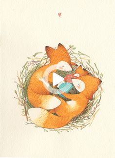 How to Start a Drawing: 5 Methods for Rookies Here is the hardest part var You have a very bright idea in your mind and you know what to do, … Fuchs Illustration, Children's Book Illustration, Fuchs Baby, Fox Art, Cute Fox, Illustrations, Pics Art, Nursery Art, Character Design
