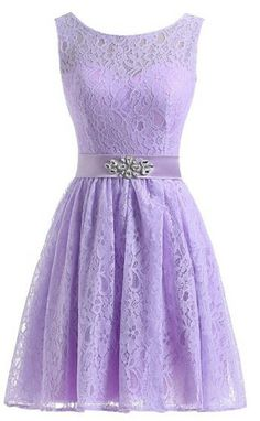 Cheap robe fashion, Buy Quality tank dress directly from China lace dress Suppliers: Sexy Lace dresses Fashion Summer women Tank dresses Diamonds Belts Vestido Robes Dama Dresses, Lace Homecoming Dresses, Strapless Dress Formal, Short Lace Dress, Short Dresses, Dress Lace, Pretty Dresses, Beautiful Dresses, Lavender Bridesmaid Dresses