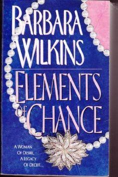 Elements of Chance by Barbara Wilkins, http://www.amazon.com/dp/0061000566/ref=cm_sw_r_pi_dp_zI2Gqb1CK17CJ