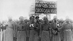 Petrograd, March 10: Strikes and protests spread