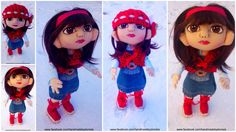 doll Snow White, Disney Characters, Fictional Characters, Dolls, Disney Princess, Handmade, Baby Dolls, Hand Made, Snow White Pictures