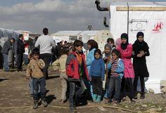 El drama de los niños sirios en Líbano, viven en la calle, sufren violencia y no van a la escuela | Blog de Noticias - Yahoo Noticias