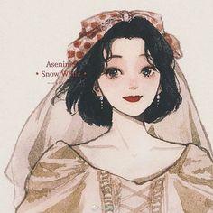 Disney Princess Art, Disney Kunst, Disney Fan Art, Disney Love, Disney And Dreamworks, Disney Pixar, Cartoon Characters, Fictional Characters, Princess Drawings