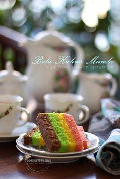 Bolu kukus, Steamed cake