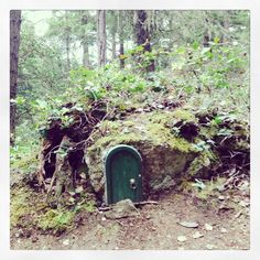 Fairy doors Salt Spring island