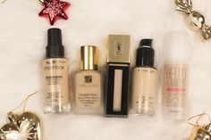 Best-5-Foundations-For-Oily-Skin