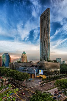 ION Orchard Mall, Singapore