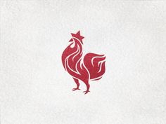 Roostar #logo #dribbble by Desislava Spilkova