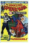 Amazing Spider-Man #129 Vol 1 Near Perfect High Grade Unrestored 1st Punisher