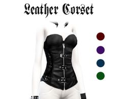 Shadow the Hedgehog corset - The Sims 4 Catalog Male Goth Clothing, Sims 4 Male Clothes, Sims 4 Clothing, Clothes For Women, Sims 4 Anime, Sims 4 Dresses, Sims4 Clothes, Best Sims, Sims 4 Characters