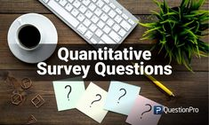 Quantitative survey questions are defined as observational questions used to gain detailed insights from respondents about a survey research topic. Learn about quantitative survey question definition, types and examples. What Is Research, Research Report, Socio Economic Class, Dependent And Independent Variables, Survey Questions, Political Beliefs, Relationship Bases, Cause And Effect