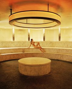 The Standard, Miami  Hamam  The History of Public Bathing with Mr Steam & BlogTour London
