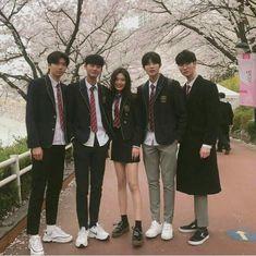 Si estuvieras en NCT in 2020 Korean Best Friends, Boy And Girl Best Friends, Style Ulzzang, Ulzzang Korean Girl, Korean Aesthetic, Aesthetic Girl, Boy And Girl Friendship, Couple Ulzzang, Fall Inspiration