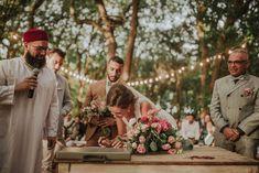 The religious wedding ceremony of Mohamed and Nina💖 Nature made their wedding unique ✨ #wedding #magic ✝☪#nina&mohamed #naturewedding #orientalwedding #weddinplanner#fun#blackandwhite#colorsinature#bougie #fleurs #photobooth#puglia#thisispuglia #love