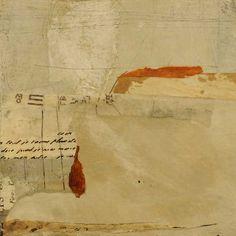 Joyce Stratton, Untitled (No.1254), mixed media on panel