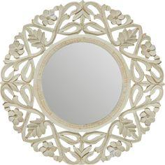 Found it at Wayfair - Havey Wall Mirror