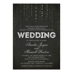 DealsSilver Glitter Look Wedding InvitationThis site is will advise you where to buy