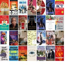 """Wednesday, August 9, 2017: The Kirkwood Public Library has 20 new bestsellers, 29 new videos, 18 new music CDs, 32 new children's books, and 90 other new books.   The new titles this week include """"Snatched,"""" """"Diary Of A Wimpy Kid: The Long Haul,"""" and """"Going in Style [Blu-ray]."""""""