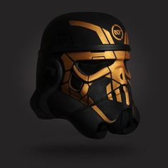 wars stormtrooper helmet art on Instagram