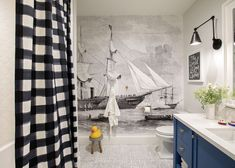 Jillian Harris   Home Tour Series: Leo's Bathroom and Bedroom #home #homerenovation #interiordesign