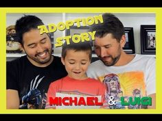 These dads explain their adoption journey toward their beautiful family. #family #adoption #parenting #lgbtparents #gaycouples #gayparenting #LGBT